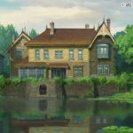 思い出のマーニーの湿っ地屋敷のモデルの場所と舞台は?原作と映画の違いは?