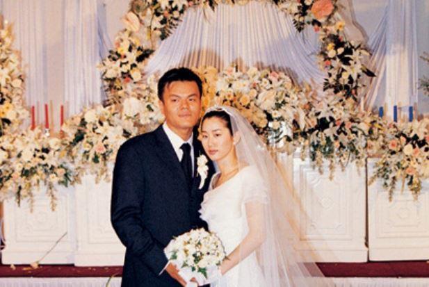 パクジニョン(J.Y.PARK)の嫁画像